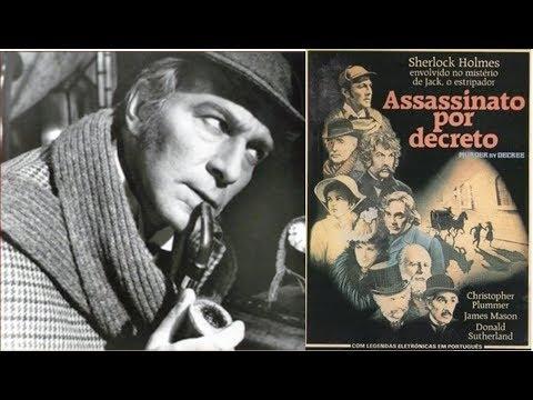 Sherlock Holmes Assassinato Por Decreto 1979 (ATIVE LEGENDAS)
