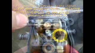 Karburátor Jikov Babetta 210