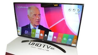 lG 49UJ634V видео обзор Интернет магазина