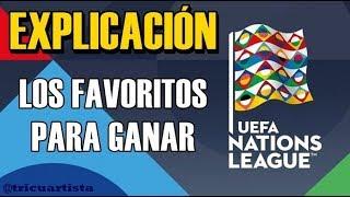LIGA DE LAS NACIONES y EURO 2020: Info, opinión y pronóstico del campeón