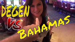 Degening In The Bahamas (Gambling Vlog #28) Atlantis Resort