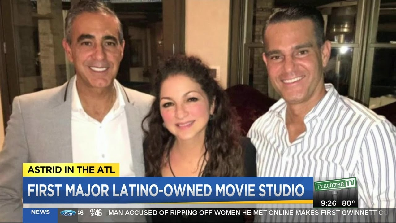First major Latino-owned movie studio