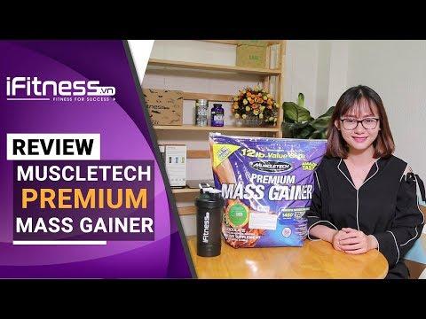 Đánh giá Premium Mass Gainer - Sữa tăng cân cho người gầy tập gym quá ngon