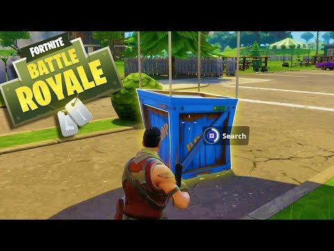OPENING SUPPLY DROPS!! - Legendary Loadout - Fortnite Battle Royale