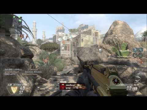 65-18 Kill Confirmed On Yemen (Black Ops 2 Gameplay)