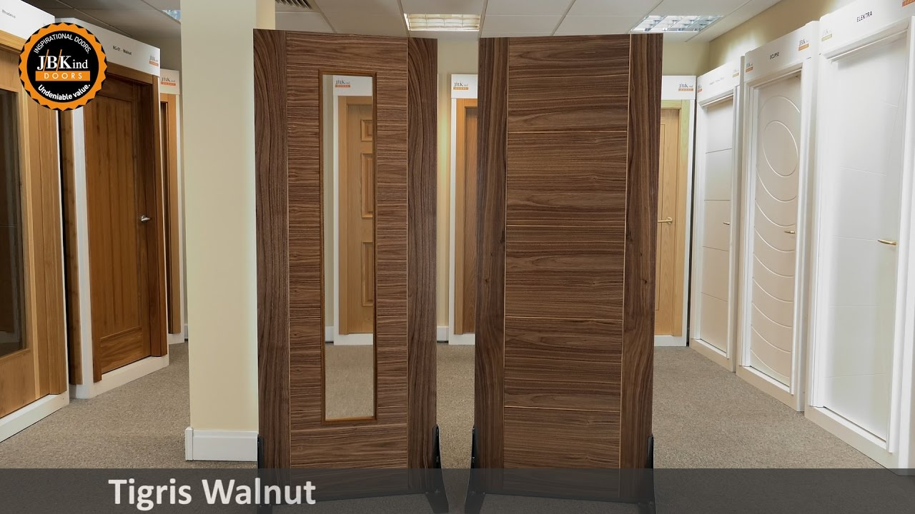 Tigris Walnut Internal Doors Youtube