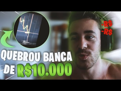 REACT! OS PIORES TRADERS  DE OPÇÃO BINÁRIA! Piores perdas IQ OPTION!