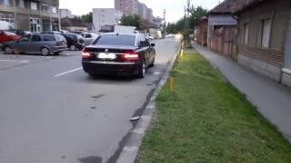 BMW E65 730d 2005 231hp 0-100 0-120