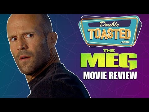 THE MEG MOVIE REVIEW 2018 – Just another shark movie?