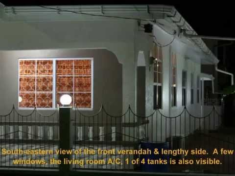 House for Sale in Residential Granville Park Beterverwagting Guyana  YouTube
