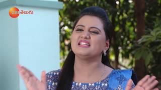 Prema ప ర మ Ep 106 April 01 2019 Best Scene Zee Telugu