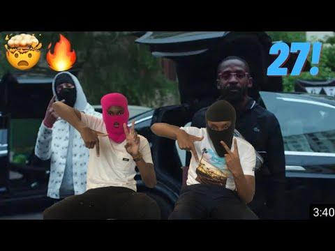 Download DA Uzi - 27 feat. Freeze Corleone (Clip Officiel) [UK REACTION🇬🇧]