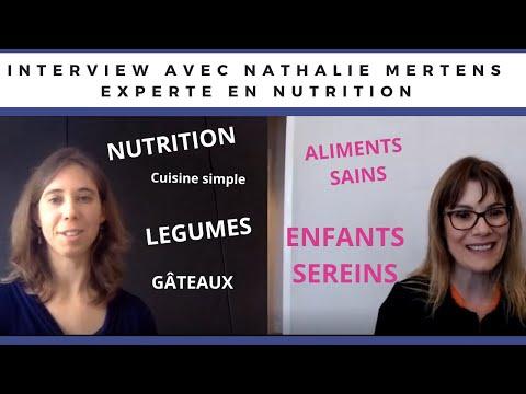 COMMENT FAIRE MANGER DES LEGUMES A NOS ENFANTS ? INTERVIEW AVEC NATHALIE MERTENS EXPERTE NUTRITION
