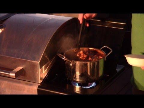 Суп мексиканский с кукурузой