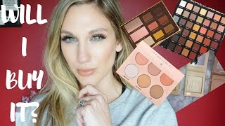 WILL I BUY IT? │ VIOLET VOSS, TF PEANUT BUTTER & HONEY, ABH X NICOLE & KYLIGHTERS