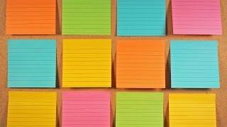 How to Changed Color Sticky Notes