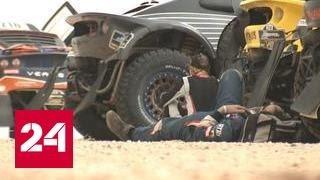 """""""Африка Эко Рейс"""": гонка переместилась в Мавританию"""