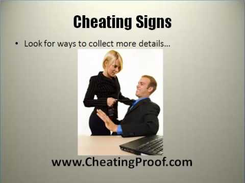 Signs Your Wife Is Cheating With A Coworker