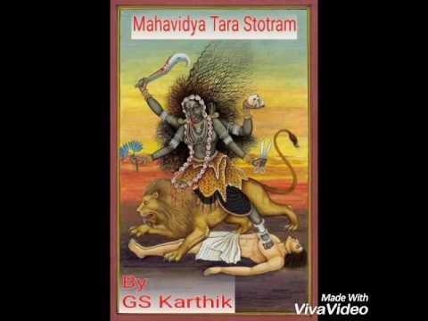 Sri Tara Stotram