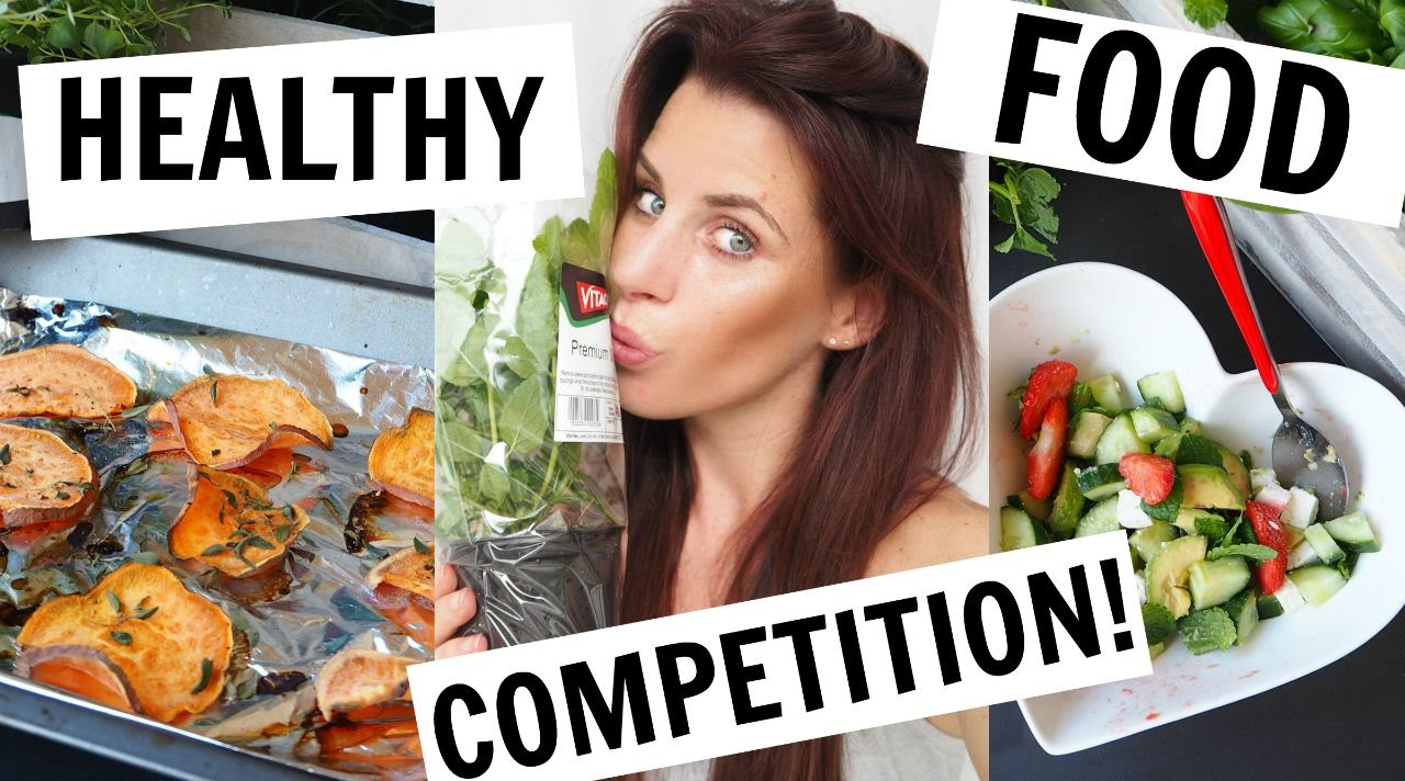 Healthy food recipes competition ad youtube forumfinder Choice Image