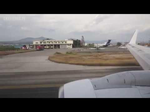 BOEING 737 TAKE-OFF - Thessaloniki Airport ( Makedonia ) SKG