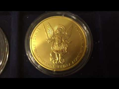 PROJECT: Grading Rare Gold Bullion Coins