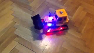Uzaktan kumandali iş makinası dozer kepçe kamyon - www.benimolmali.com