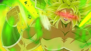 Super Saiyan DEMON Broly