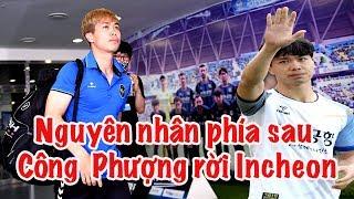 Công Phượng rời Incheon đến Pháp sau Việt Nam vs Thái Lan ở King's Cup