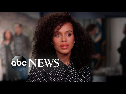 Kerry Washington on the 'Scandal' series finale and the 's legacy