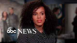 Kerry Washington on the