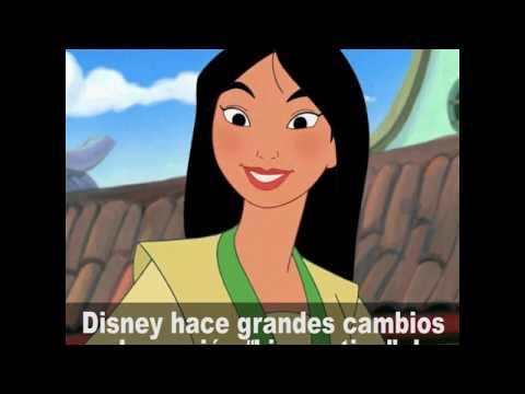 """StoryTelling: Disney hace grandes cambios en la versión """"Live action"""" de Mulán"""