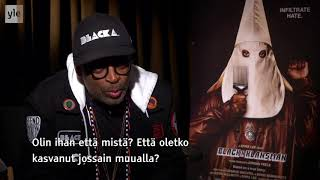 Director Spike Lee praises actor Jasper Pääkkönen