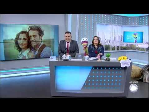 Camila Pitanga vive novo trauma durante gravação de série