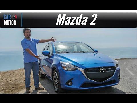 Mazda 2 Sedan  - El pequeño sedan japonés con grandes aspiraciones