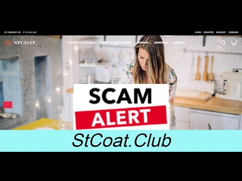 Scam Alert! STCOAT.CLUB | STCOAT.CLUB Review from YouTube · Duration:  1 minutes 29 seconds
