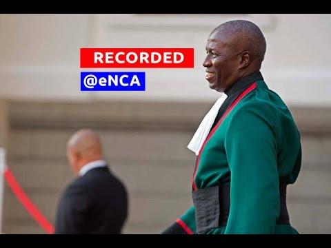 Judiciary bids Deputy Chief Justice farewell