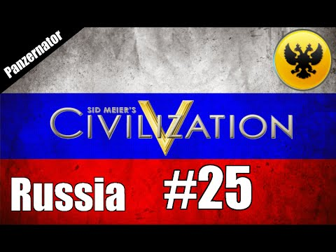 VICTORY! Civilization 5: Russian Unification - episode 25 |