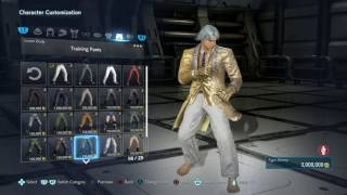 Download Video TEKKEN 7 - Lee Customization Showcase & Intro Pose Animations (1080p 60fps) PS4 Pro MP3 3GP MP4