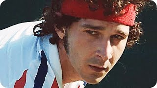 BORG/MCENROE Teaser Trailer (2017) Shia LaBeouf, Stellan Skarsgård Tennis Movie