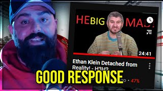Keemstars Response Is Actually Good - Ethan Klein Detached from Reality