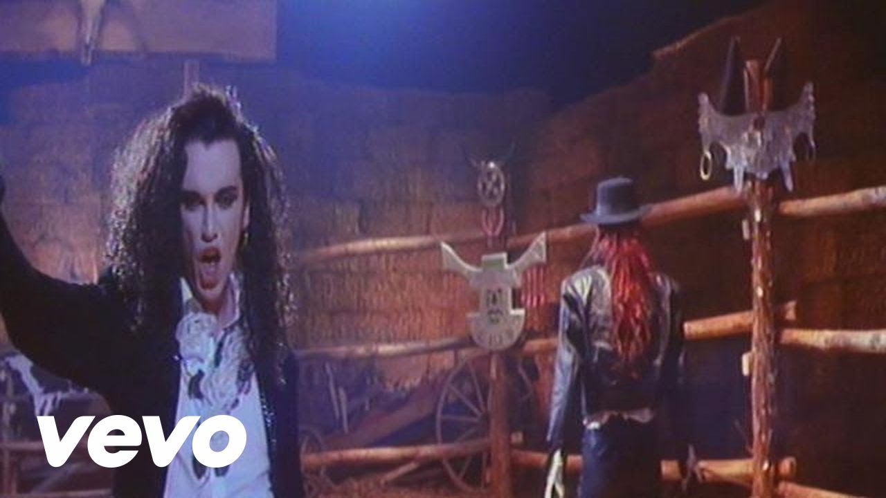 dead or alive brand new lover official video youtube