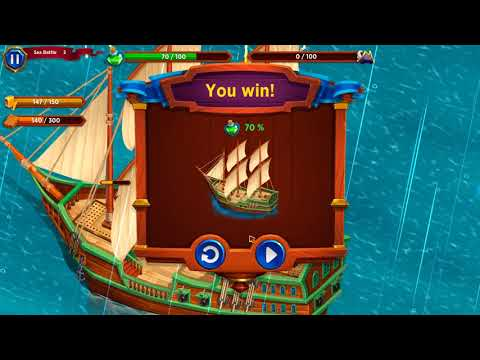 Merchants of the Caribbean - Gameplay Part 1 |