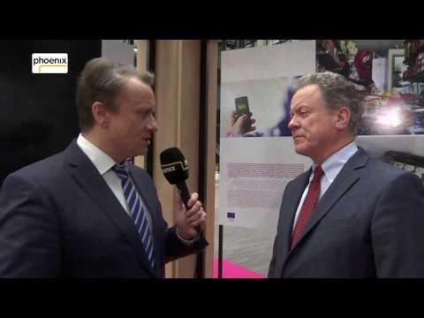 David Beasley im Interview zu Syrien und Lebensmittelsicherheit am 24.04.18