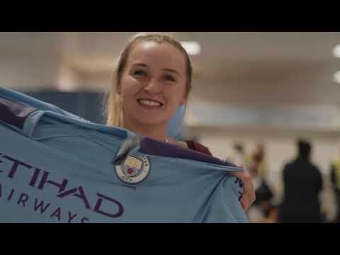 Manchester City Surprise | Etihad Airways