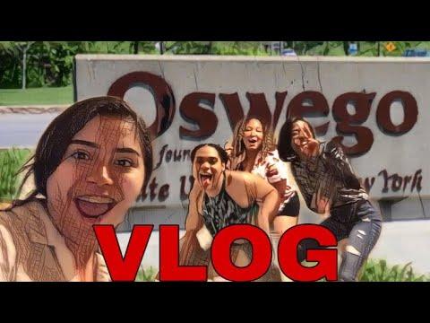 SUNY Oswego Orientation Vlog
