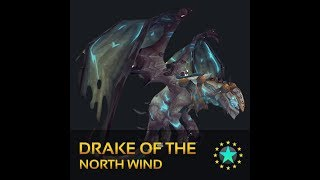 wow mount, fast guide drake of the north wind