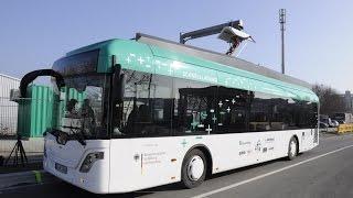Der Fraunhofer Elektrobus