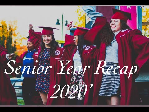 Senior year recap, Class of 2020 Stroudsburg High School ????