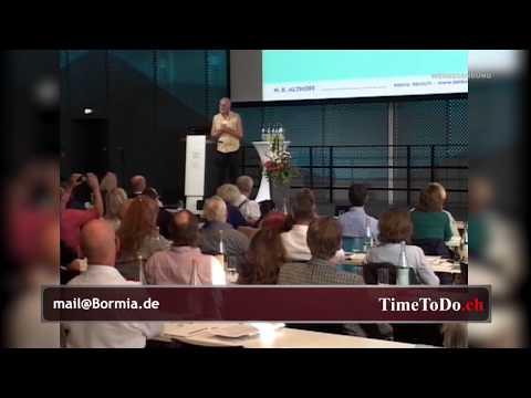 Nadeen Althoff - Vortrag zur Wasserforschung - TTD vom 10.01.2018